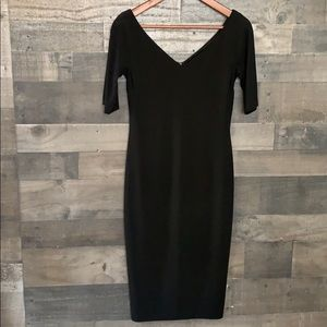 Gorgeous Black Dress From Laundry by Shelli Segal